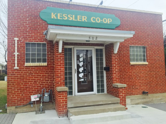 The Kessler Co Op At The Kessler Theater In Oak Cliff